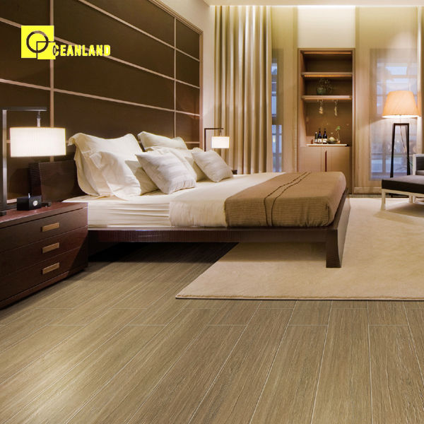 china comfortable bedroom ceramic floor tiles wood pattern - buy