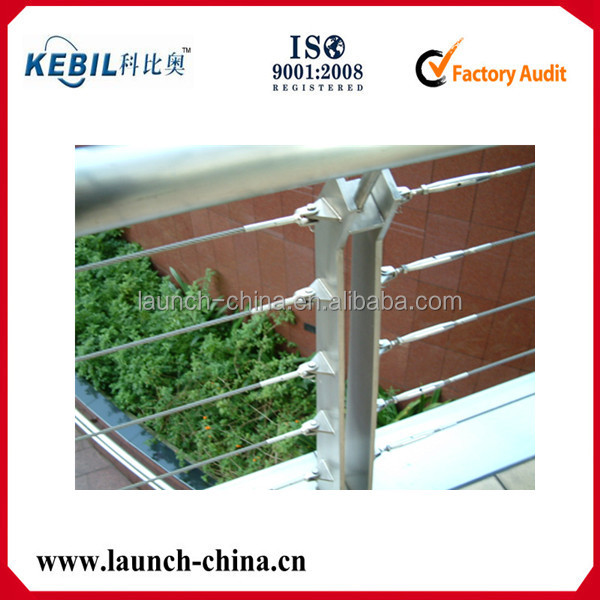 Stainless Steel Wire Rope Tensioner 3mm High Tension Steel Wire For ...