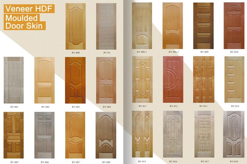 placage en bois moul peau de porte panneau de la maison. Black Bedroom Furniture Sets. Home Design Ideas