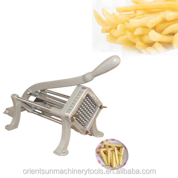 Manual Commercial French Fry Cutter Potato Chip Cutter