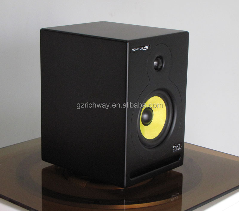 Mg 51 High Quality Active Studio Monitor Speaker 8 Inch Woofer 1 ...