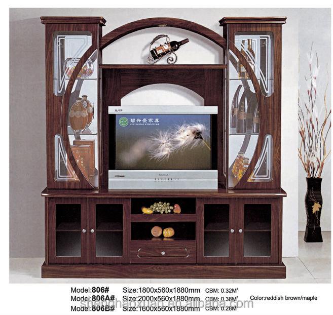 Bedroom Cabinet Designs India Black And White Wallpaper Bedroom Ideas Art Studio Bedroom Designs Bedroom Colors Teal: India Furniture Wooden Tv Cabinets Designs 805# Bedroom