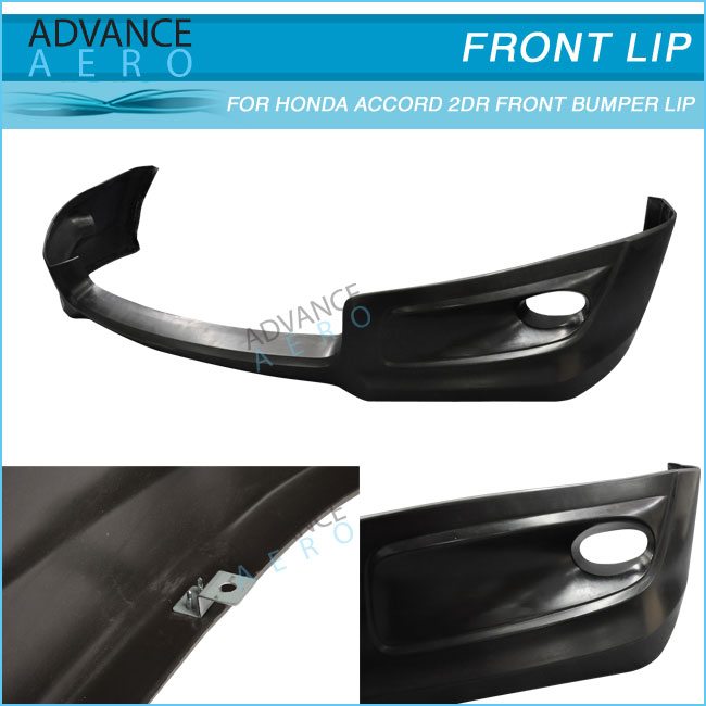 coupe poly urethane honda product hfp for style accord diffuser detail