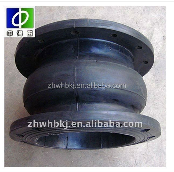 Best quality flexible flange rubber coupling pipe fittings