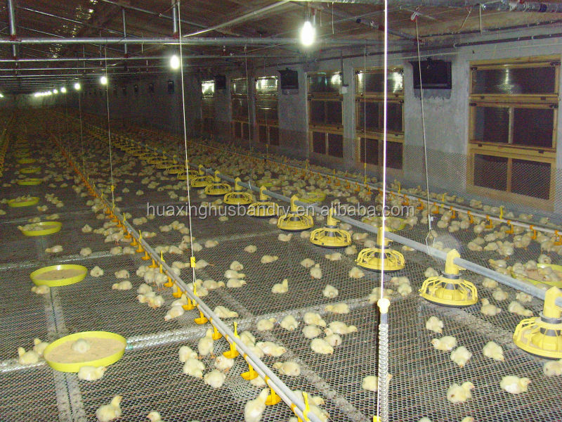 Chicken House Farm constructed broiler poultry farm house design made in china - buy