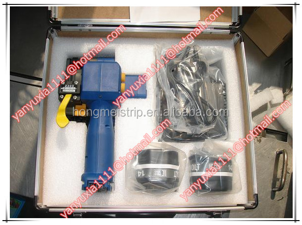 Z323-19 Battery Electric Plastic Strapping Tools, Strapping electric tools