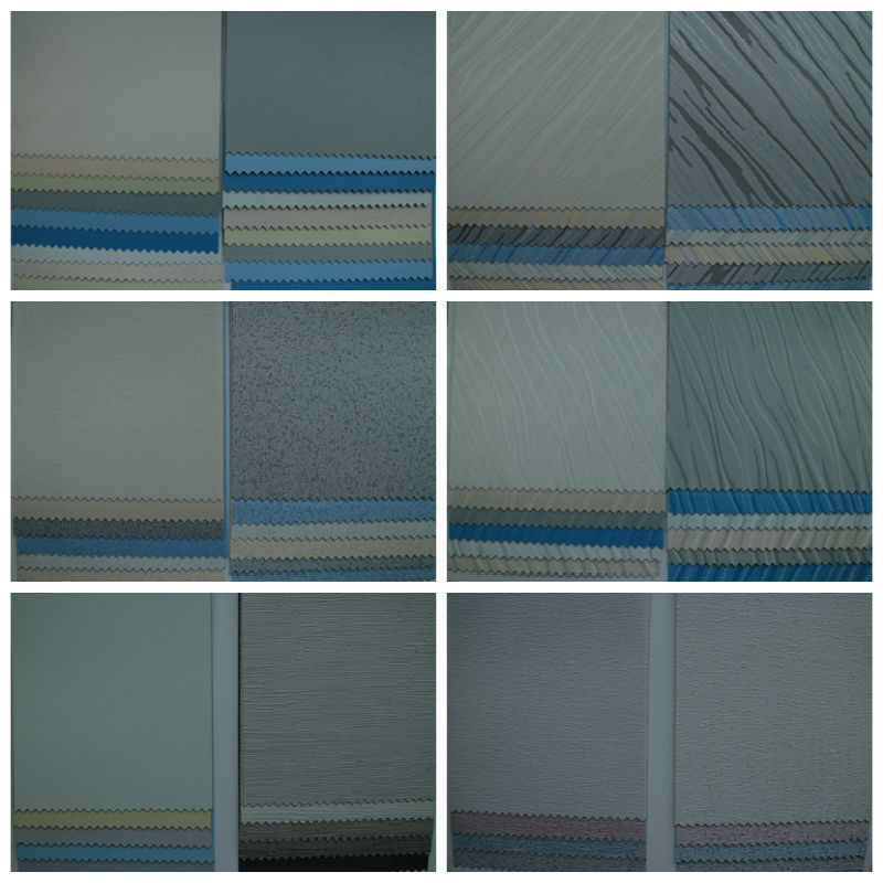 Waterproof Outdoor Polyester Fabric Roller Blinds