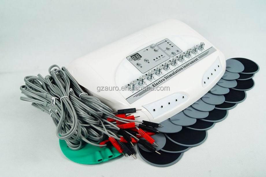 6804 Electrical Muscle Stimulation Pads Nipple Vibrator