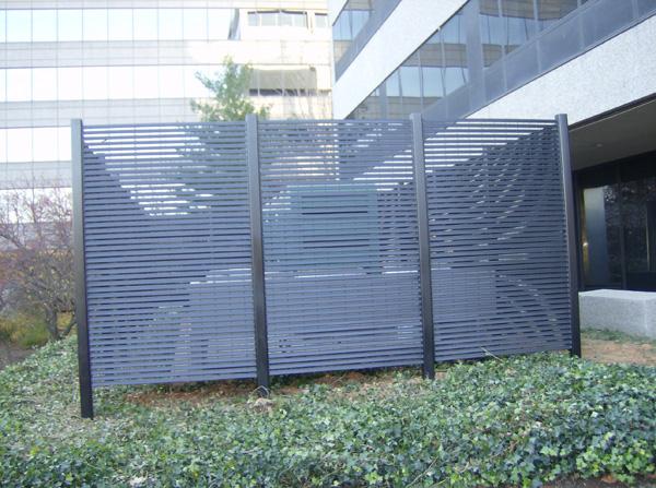 Exterior Aluminum Louvered Doors exterior louvered door metal