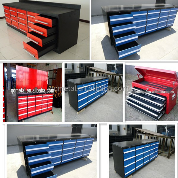 Beautiful Drawers Heavy Duty Caster Wheels Tool Cabinet Workbench ...