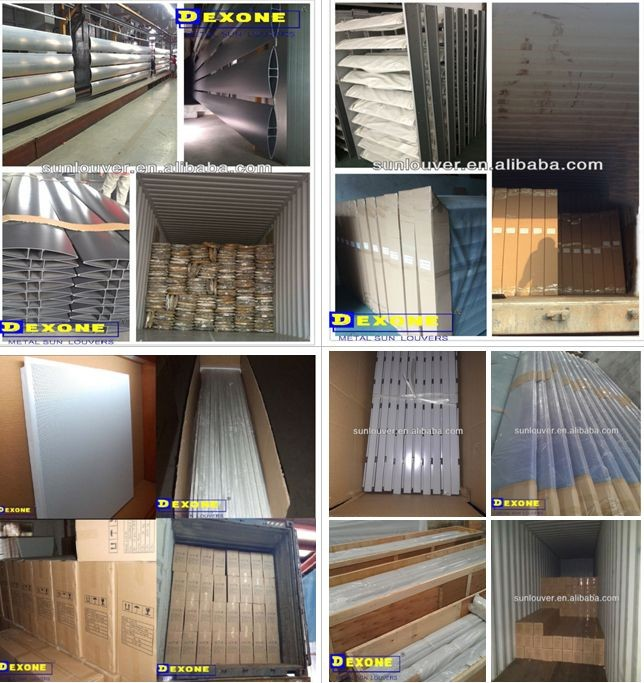 Electric Operable Cooling Tower Louver Buy Electric