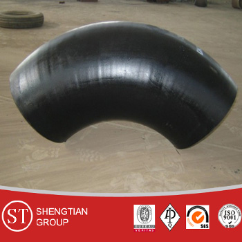 seamless carbon steel A234 WPB elbow