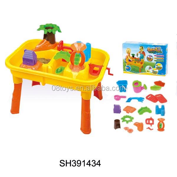 nios de interior inteligente de plstico mesa de arena y juegos de agua para