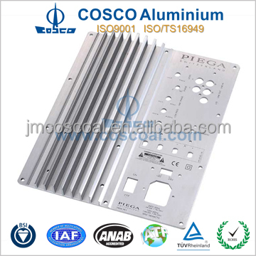 Electronic Aluminum Heat Sinks