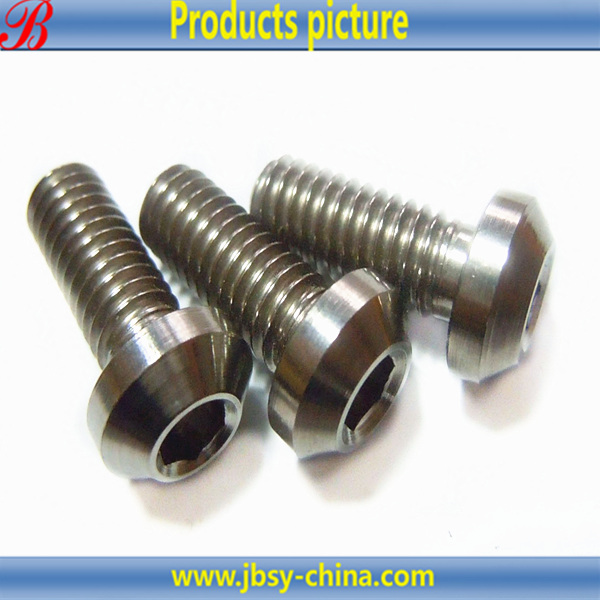 hot sale titanium bolt 12 point screw china supplier and manufacturer