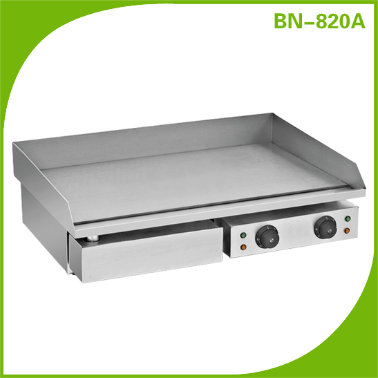 Commercial Flat Griddle Grill ~ Commercial electric griddle teppanyaki flat top