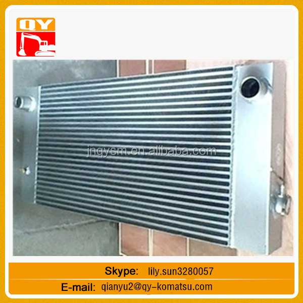 Compact Hydraulic Oil Coolers : Ex hydraulic oil cooler aluminum for excavator