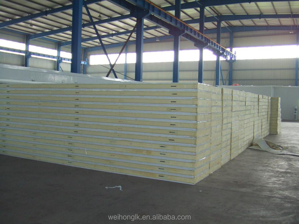 Pu Panels Customized Size Cold Cool Room Walk In Freezer