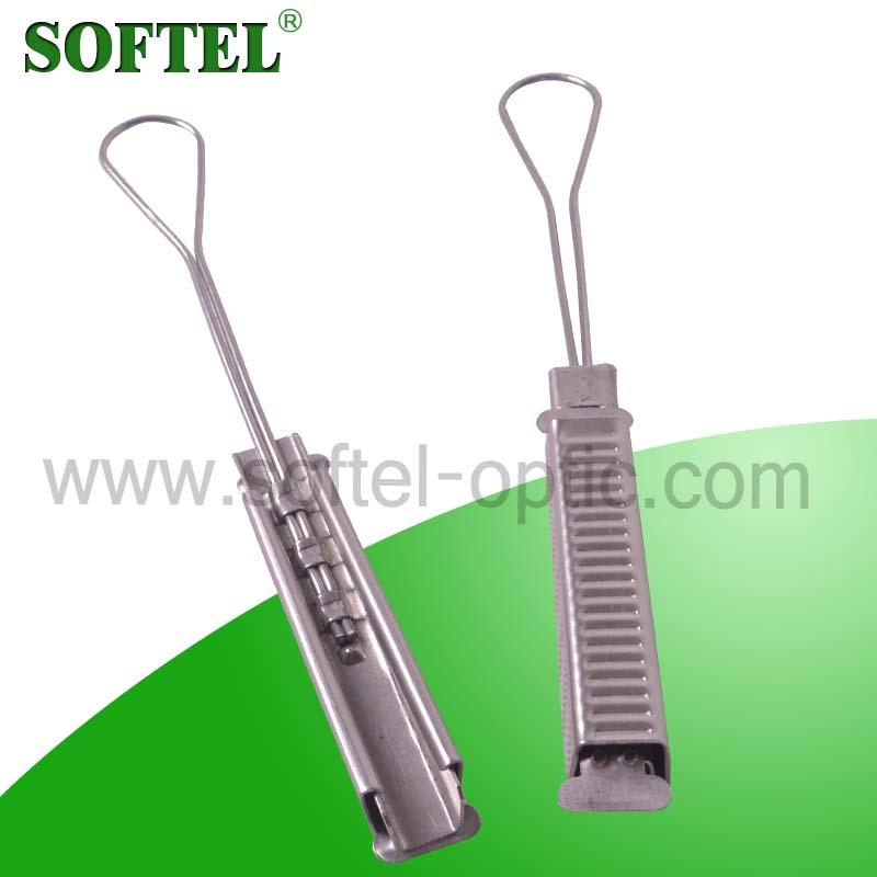 Softel Ftth Adjustable Optical Fiber Drop Pole Wire Cable