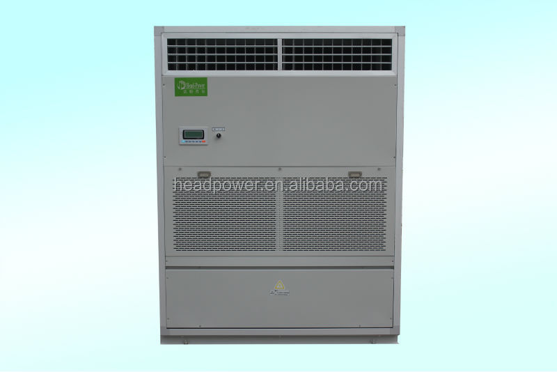 10ton Water Cooled Package Type Free Standing Ac Unit
