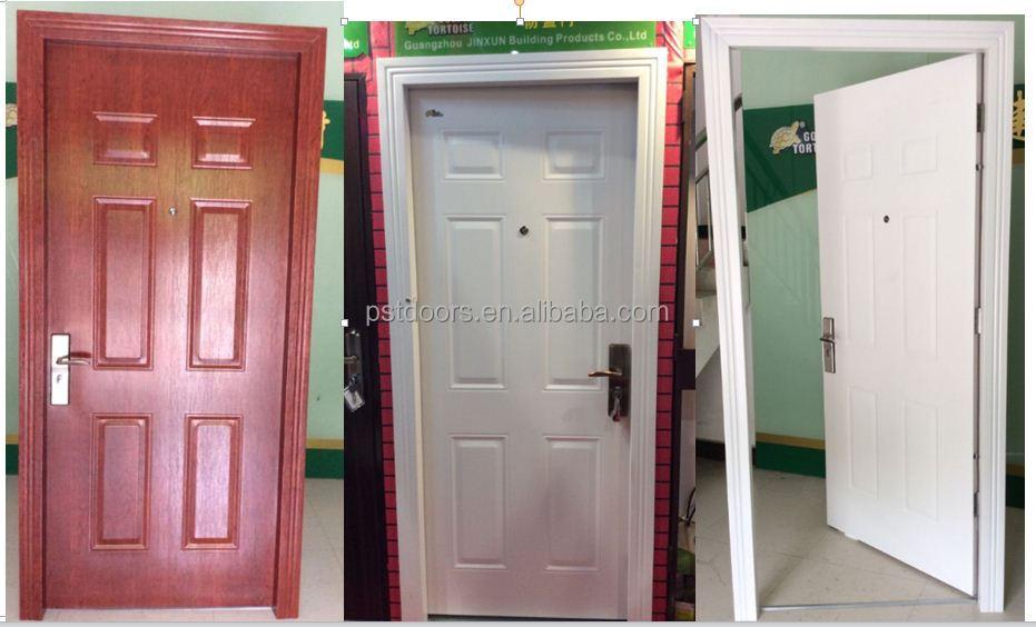 Steel Doors,Apartment House Entrance Door - Buy China Manufacturer ...