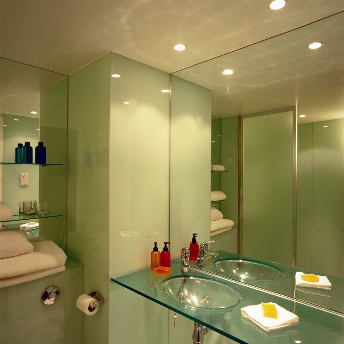6mm One Way Mirror Wall Glass For Bathroom China Suppliers ...