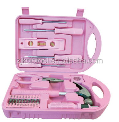 29pcs lady garden tool set purple tool set,ladies pink tool box ...