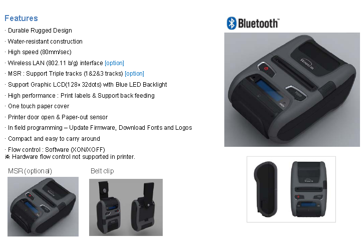 Canon knowledge base clean inside the printer i250 / i320 / i350.