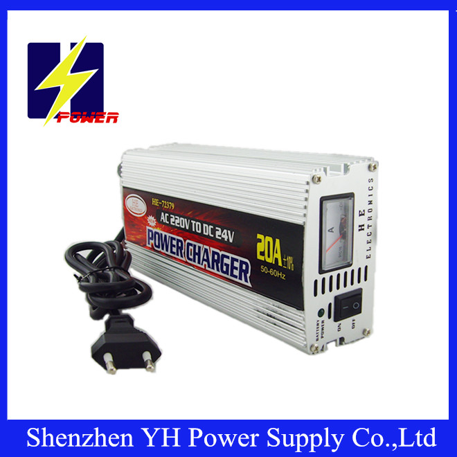 24 Volt Battery Charger Energy Saving For Home Power