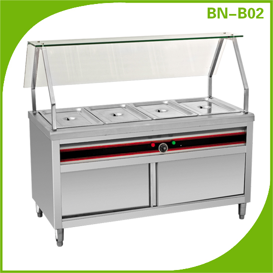 Commercial Buffet Server Electric Bain Marie Food Warmer