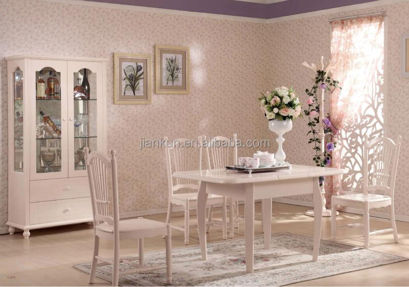 salle manger table romantique idyllique bas prix lots de salle manger id de produit. Black Bedroom Furniture Sets. Home Design Ideas