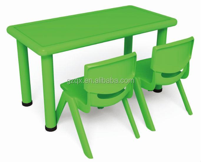 Sedie Di Plastica Pieghevoli.Bambini Tavolo E Una Sedia Di Plastica Qx 194f Bambini Tavolo In