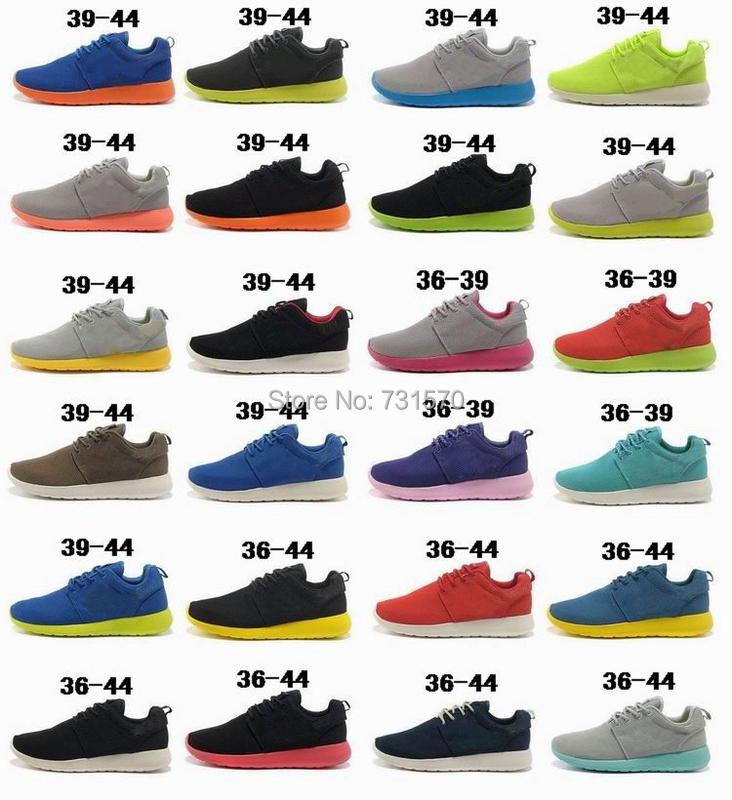 2019 Men Running Shoes 2014 London Roshe Run Shoes Mens Barefoot