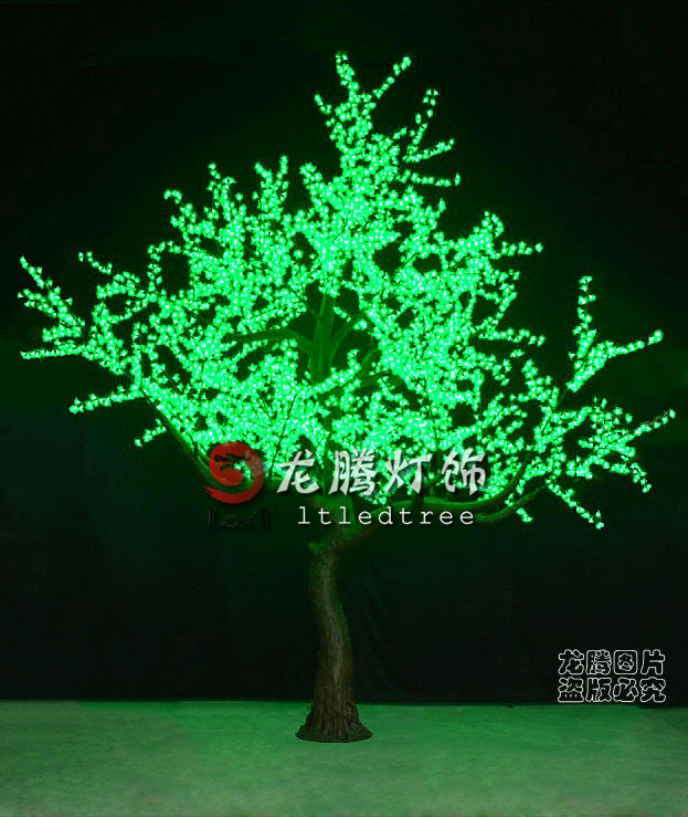 Lighting Of Christmas Tree 2014: Wholesale Outdoor Decorative Christmas White Led Garden