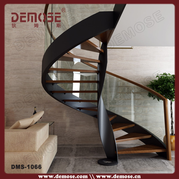 Häufig Moderne Stahltreppe / Wendeltreppe / Preise Für Bogentreppen - Buy VE17