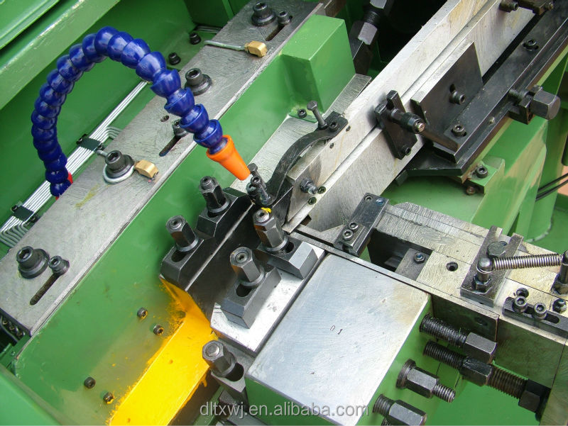 TX-3/16A Automatic High Speed Screw Bolt Thread Rolling Machine Price
