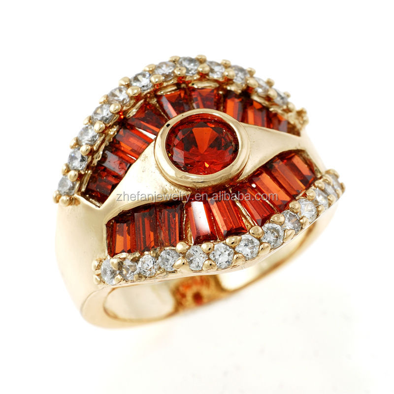 Women\'s Thumb Rings Boys Rings Fashion Gold Plated Jewelry - Buy ...