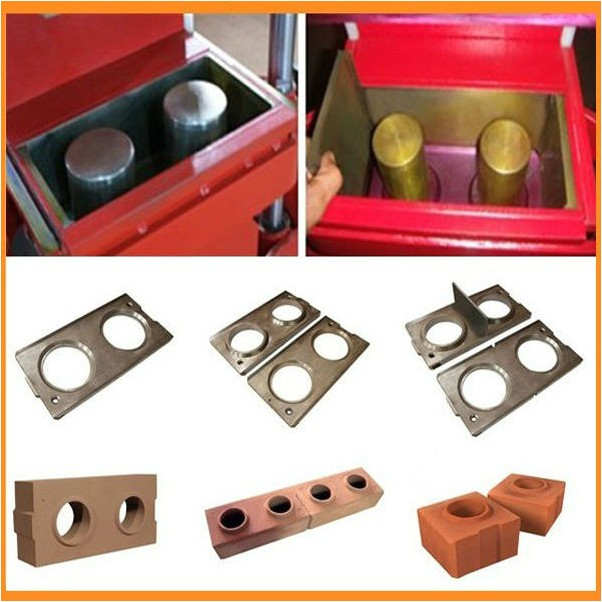 Blocks Interlocking Press Earth Us : Sy thailand soil interlocking brick machine compressed
