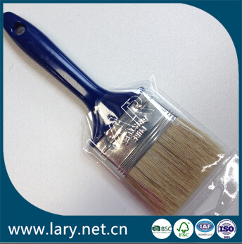 Lary good quality Hankow pure white bristles paint brush for painting