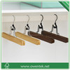 Portable clothes hanger for pants,small wholesale pant hangers,movable clothes hanger for skirt