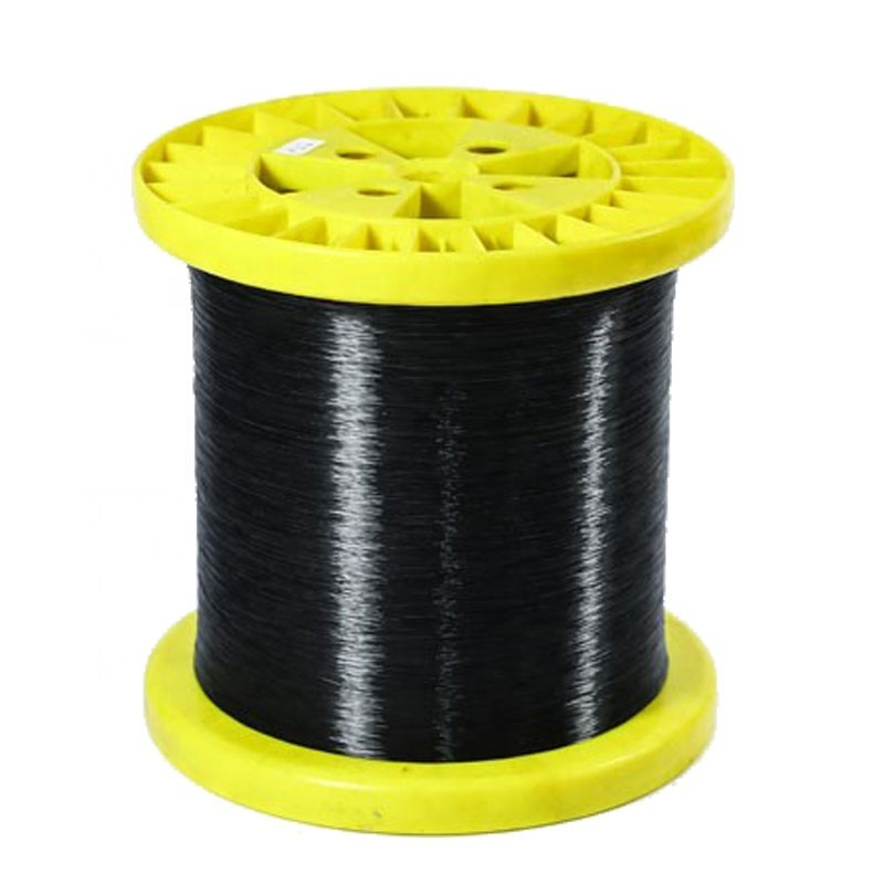 0.12mm Sheath Core PE PP Hot Melt Monofilament Yarn for air-conditioner