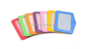 customized ID Credit Card Badge Holder credit card holder with nice price