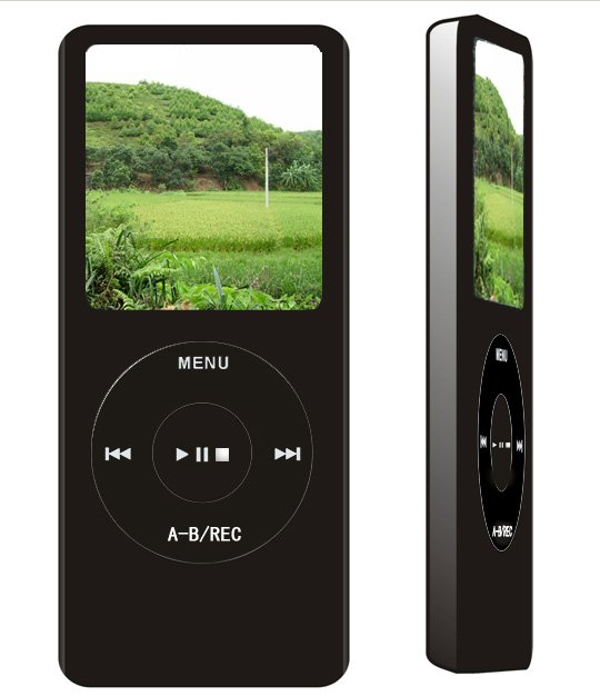 Supper Slim Nano MP4 Player