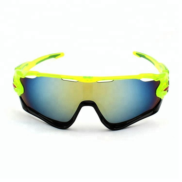 UV400 Cycling Eyewear Bike Bicycle Sports Glasses Hiking Men Motorcycle Sunglasses Explosion-proof Goggles