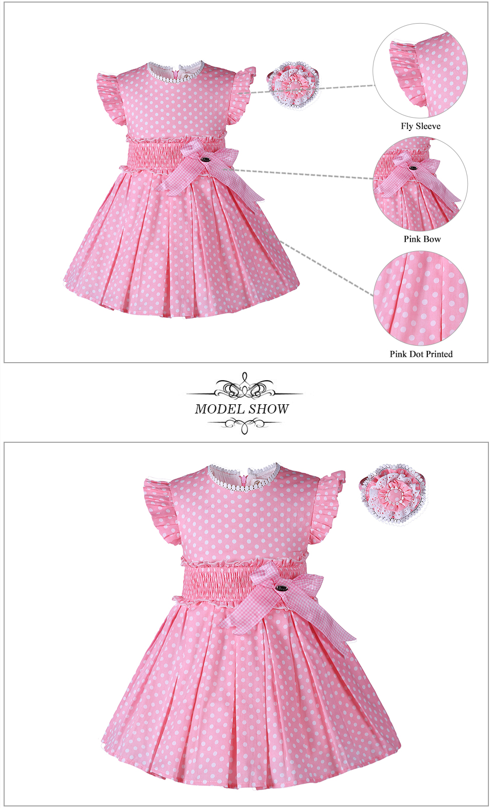 Pettigirl stock clothing mommy and me maxi vietnam traditional dress for girls