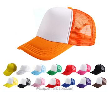ee6c29c0233fa High Quality Wholesale Blank Foam Trucker Hats - Buy Wholesale ...