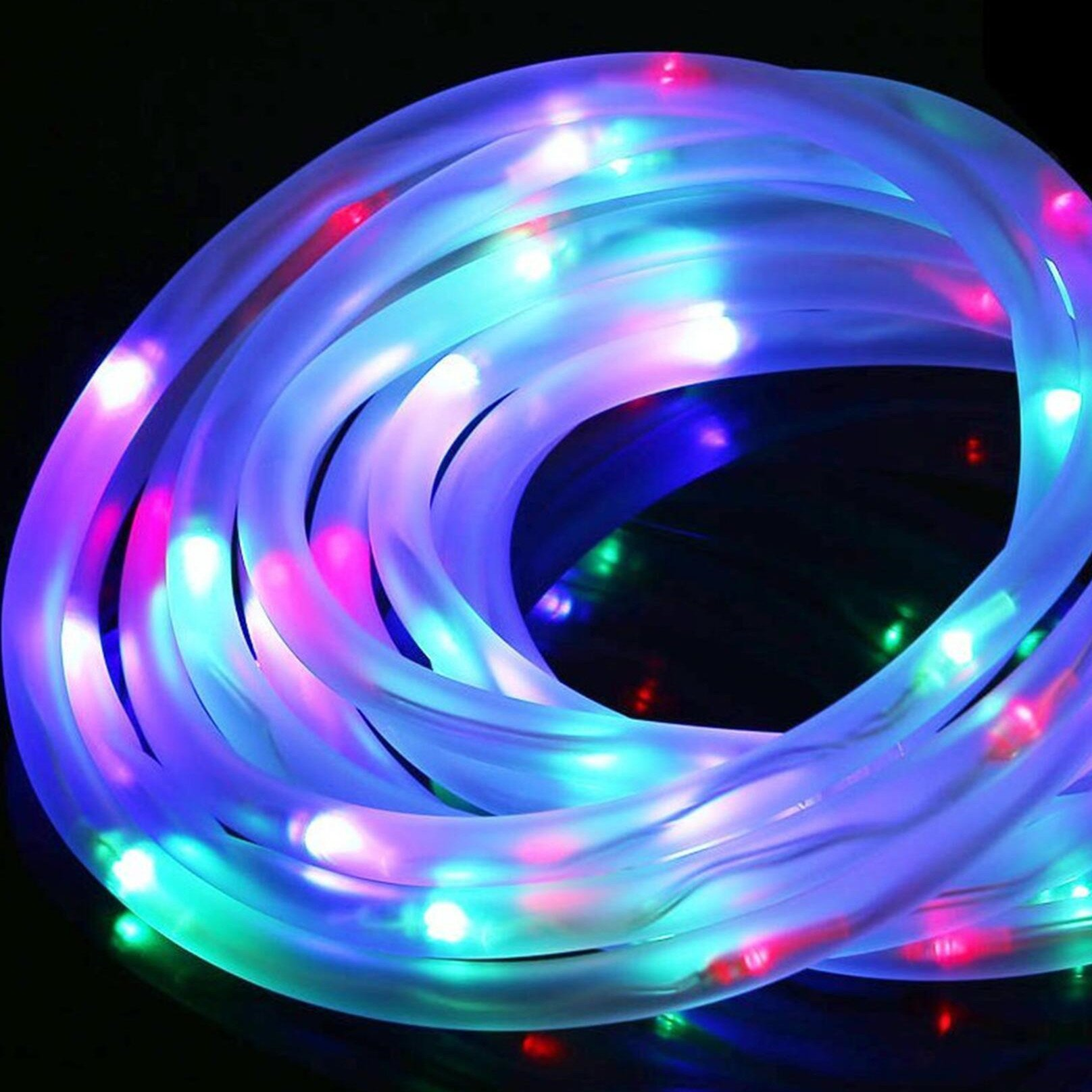 d9ed752fad3 Get Quotations · Solar Christmas Lights Outdoor