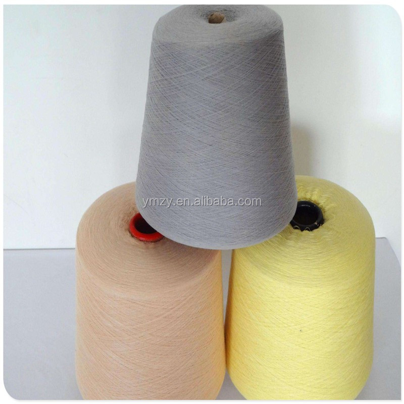 high quality blended polyester/cotton yarn for weaving and knitting