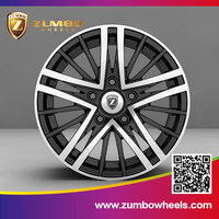 2015 ZUMBO R1-1565 Hot Car Alloy Wheel for sale,alloy wheels best price
