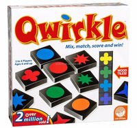 EASTONY Qwirkle Board Game